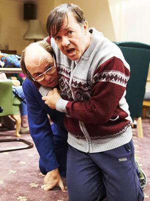 Derek Ricky Gervais