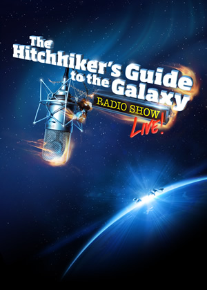 BBC Radio Live Broadcast of The Hitchhikers Guide To The Galaxy 2014 S4L - Douglas Adams