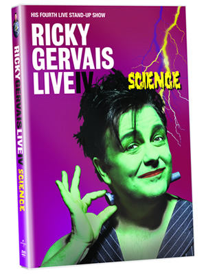 ricky gervais girlfriend. ricky gervais show dvd.