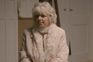 Alison Steadman stars in short comedy film Ghosted