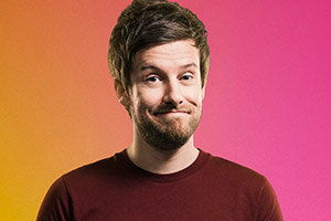Is That... Chris Ramsey?. Chris Ramsey. Copyright: Avalon Television.