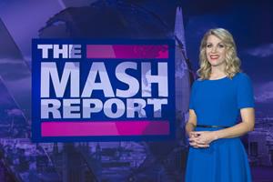 The Mash Report. Rachel / Emma (Rachel Parris).