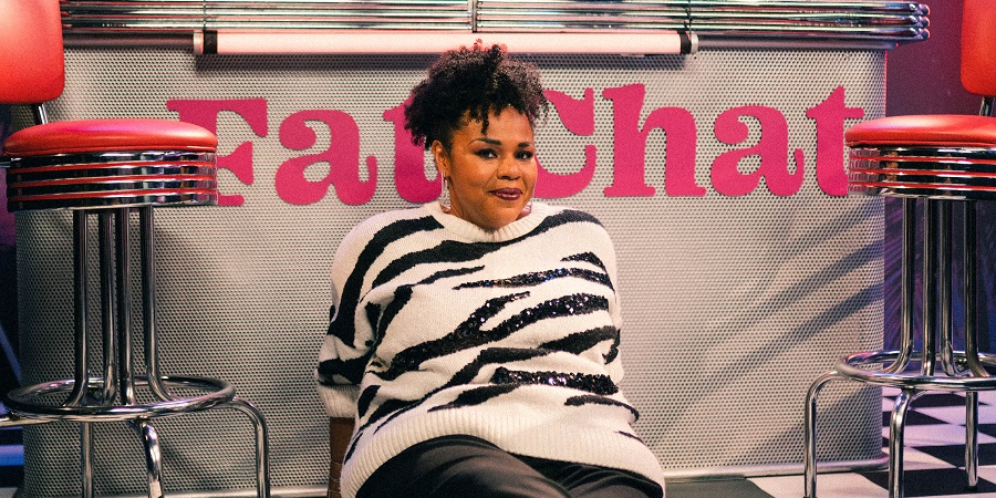 Desiree Burch's Fat Chat. Desiree Burch.
