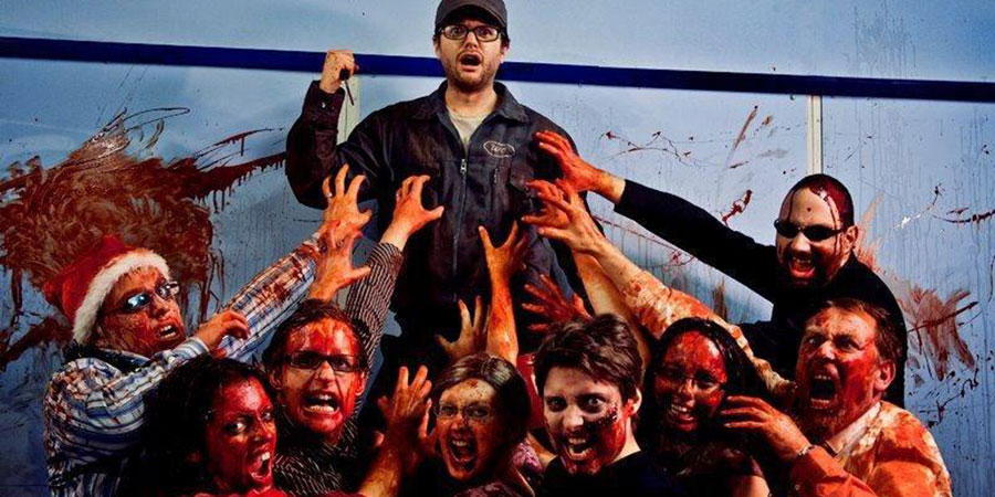 Zombie Massacre: Army of the Dead (2012) - Hollywood Movie