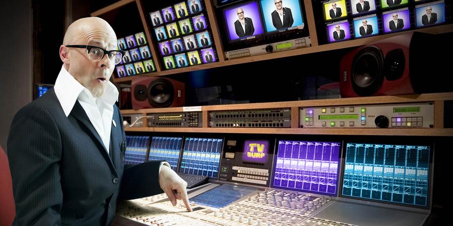 Harry Hill's TV Burp. Harry Hill. Copyright: Avalon Television.