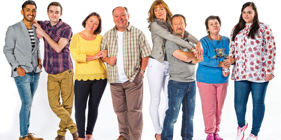Two Doors Down - BBC2 Sitcom - British Comedy Guide