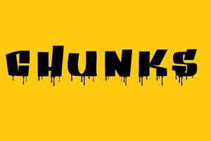 Chunks.
