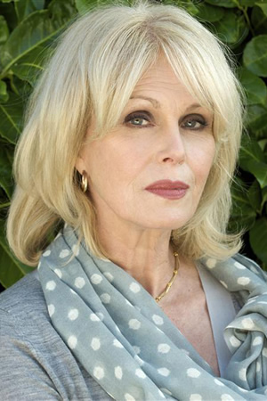 Joanna Lumley Developing New Comedy Show For Sky News