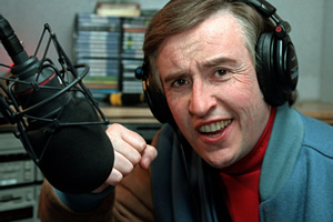 I'm Alan Partridge. Alan Partridge (Steve Coogan). Copyright: Talkback Productions.
