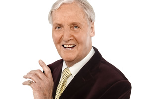 Nicholas Parsons misses first Just A Minute in 50 years