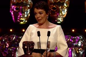 Olivia Colman wins Best Actress