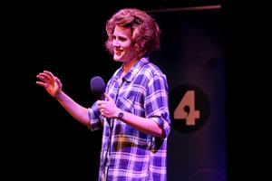 Sarah Kendall: Australian Trilogy. Sarah Kendall. Copyright: BBC.