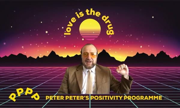 Peter Peter's Positivity Programme