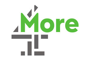 More4 logo. Copyright: Channel 4 Television Corporation.
