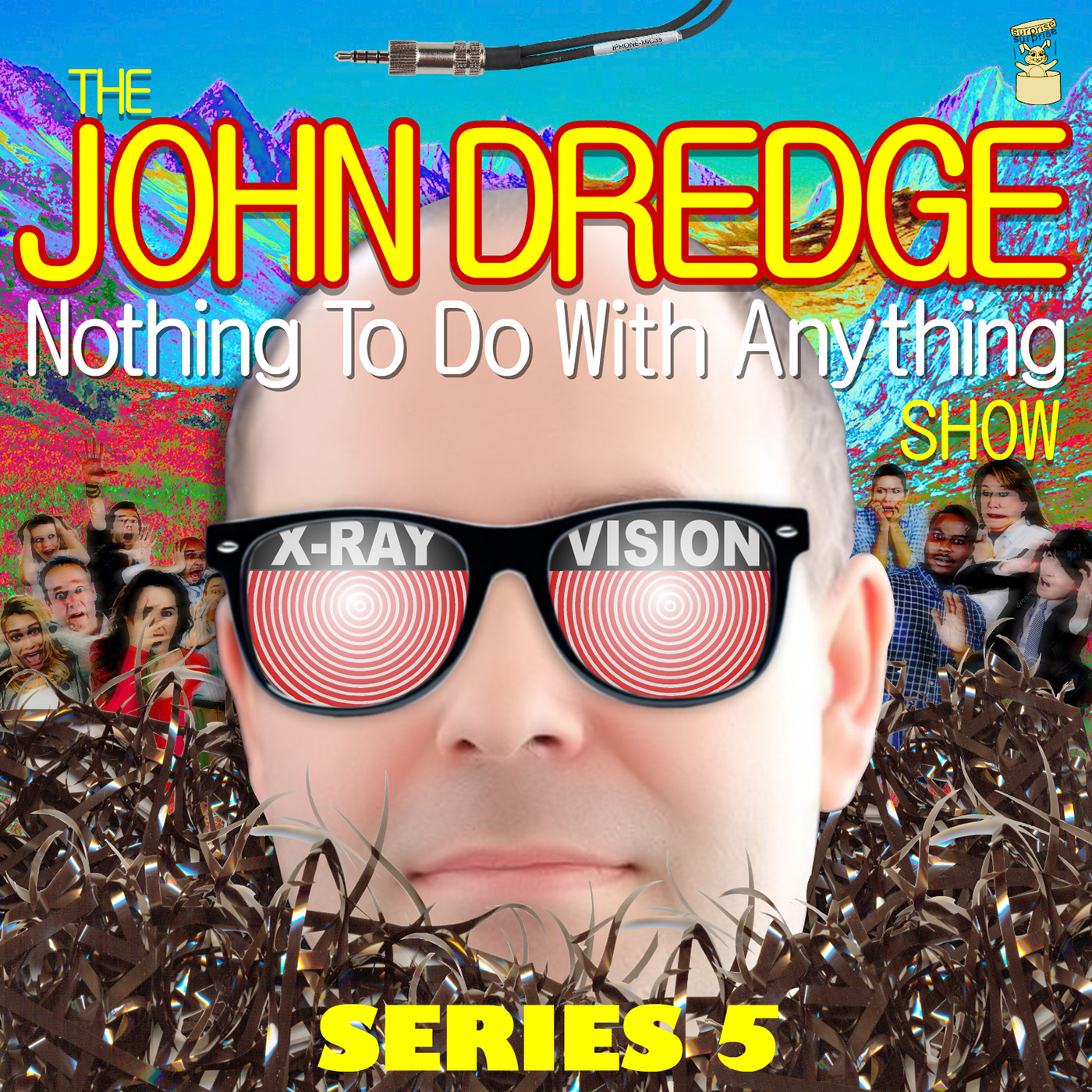 The John Dredge Nothing To Do With Anything Show