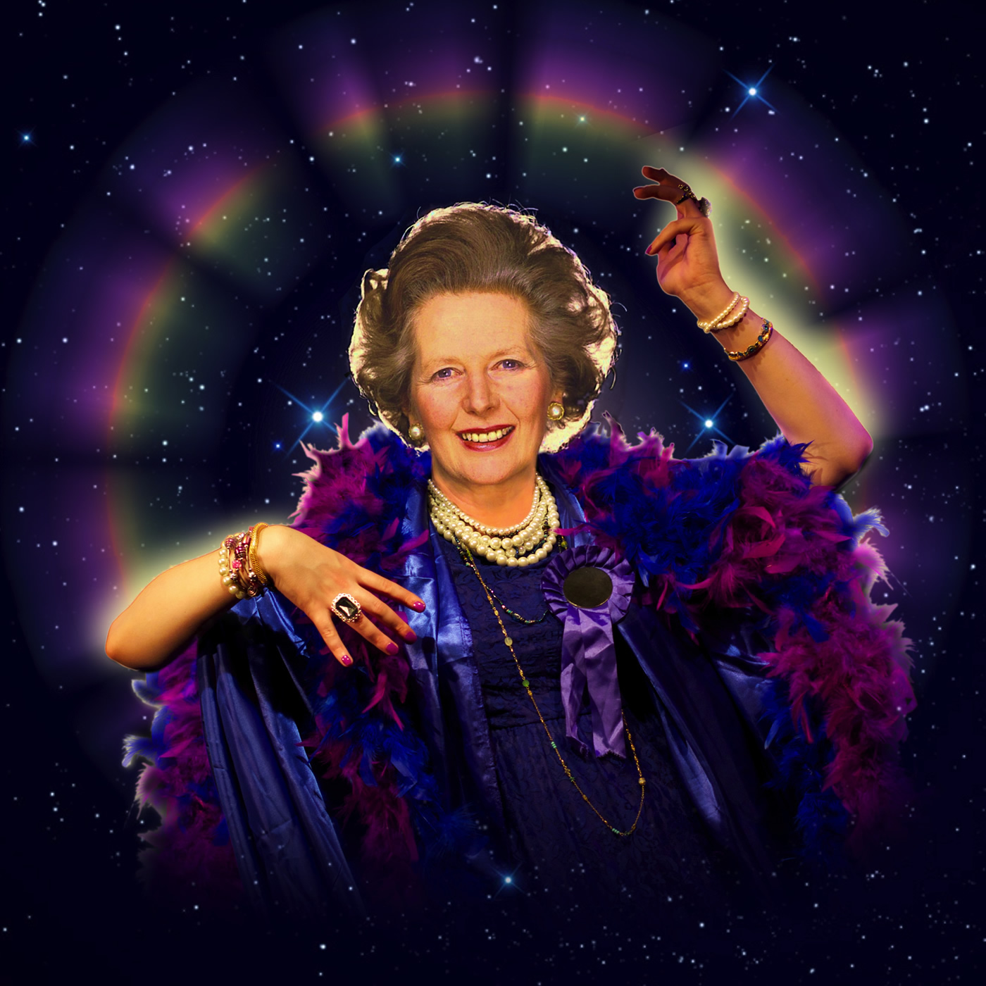 Margaret Thatcher: Queen of Podcasts