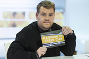 A League Of Their Own. James Corden. Image credit: CPL Productions.