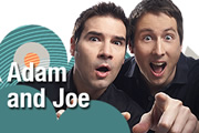 Adam and Joe. Image shows from L to R: Adam Buxton, Joe Cornish. Copyright: BBC.