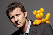 Adam Hills panel show to be piloted by Channel 4