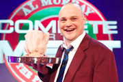 Al Murray's Compete For The Meat. Al Murray. Copyright: Avalon Television.