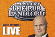 Al Murray: Giving It Both Barrels. Copyright: Avalon Television.