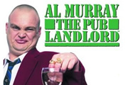 Al Murray: A Glass Of White Wine For The Lady