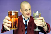 Al Murray The Pub Landlord: Live At The Palladium. The Pub Landlord (Al Murray). Copyright: Avalon Television.