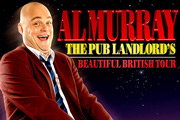 Al Murray The Pub Landlord Beautiful British Tour O