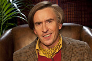 Alan Partridge On Open Books With Martin Bryce. Alan Partridge (Steve Coogan). Copyright: Baby Cow Productions.