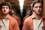ALT. Image shows from L to R: Milo (Craig Roberts), Danny (Gethin Anthony). Copyright: Mammoth Screen.