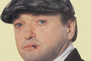 Andy Capp. Andy Capp (James Bolam). Copyright: Thames Television.