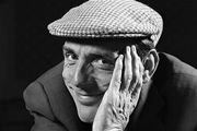 Arena: The Entertainers - Sykes And A Day. Eric Sykes. Copyright: BBC.