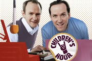Children's Hour... With Armstrong And Miller. Image shows from L to R: Martin Bain-Jones (Alexander Armstrong), Craig Children (Ben Miller). Copyright: BBC.