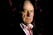 At Home With The Snails. George (Geoffrey Palmer).