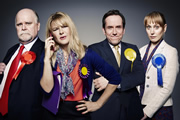 Channel 4 to broadcast topical political sitcom Ballot Monkeys