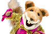 Basil Brush is now online