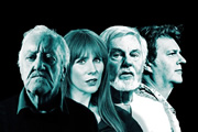The Bed-Sitting Room. Image shows from L to R: Mate (Bernard Cribbins), Penelope (Catherine Tate), Lord Fortnum (Derek Jacobi), Captain Kak (Paul Merton). Copyright: BBC.