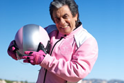 Benidorm. Mr Pink (Melvyn Hayes). Copyright: Tiger Aspect Productions.