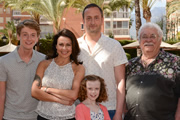 New Benidorm family
