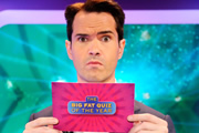 The Big Fat Quiz Of The Year. Jimmy Carr. Image credit: Hot Sauce.