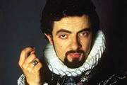 Blackadder. Lord Edmund Blackadder (Rowan Atkinson). Copyright: BBC / Tiger Aspect Productions.