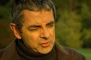 Blackadder Rides Again. Rowan Atkinson. Copyright: Tiger Aspect Productions.