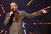 The Boyle Variety Performance. Frankie Boyle. Copyright: Zeppotron.