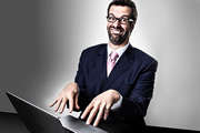 The Brig Society. Marcus Brigstocke. Copyright: Pozzitive Productions.