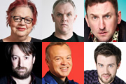 Online voting launches for British Comedy Awards 2014
