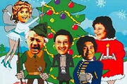 Carry On Christmas. Copyright: Thames Television.