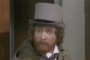 Chalk And Cheese. Dave Finn (Michael Crawford). Image credit: Thames Television.