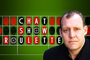 Chat Show Roulette. Justin Edwards. Copyright: John Stanley Productions.
