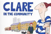 Clare In The Community. Copyright: BBC.