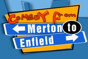 Comedy From Merton To Enfield. Copyright: Zig Zag Productions.